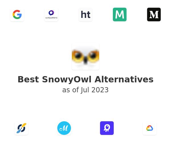 Best SnowyOwl Alternatives