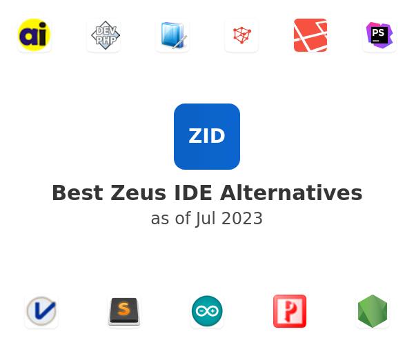 Best Zeus IDE Alternatives