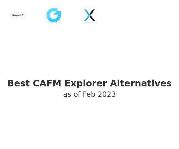 Best CAFM Explorer Alternatives