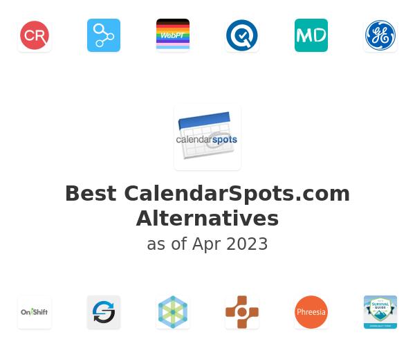 Best CalendarSpots.com Alternatives