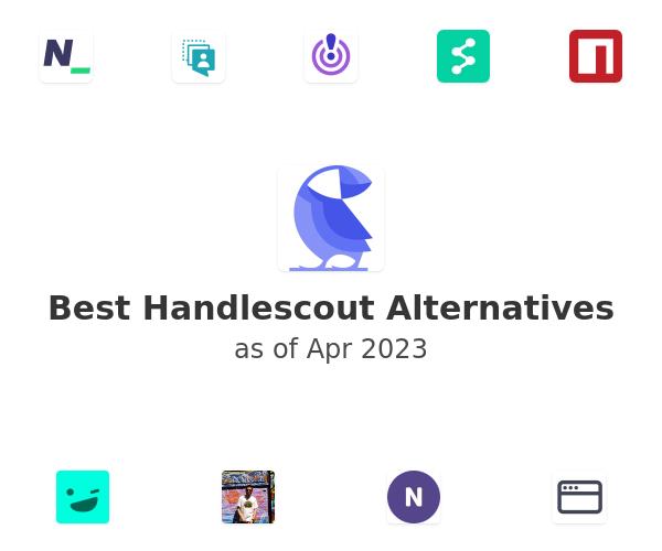 Best Handlescout Alternatives