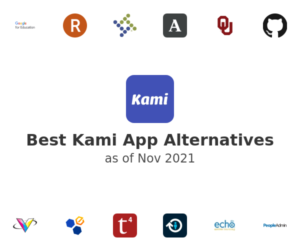 Best Kami App Alternatives