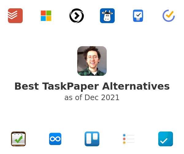 Best TaskPaper Alternatives