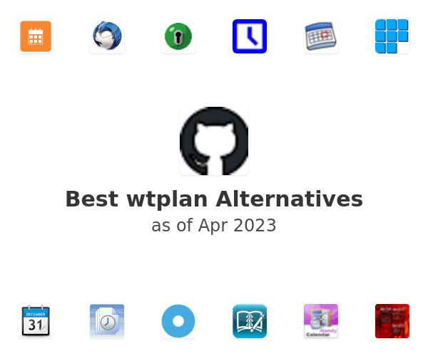 Best wtplan Alternatives