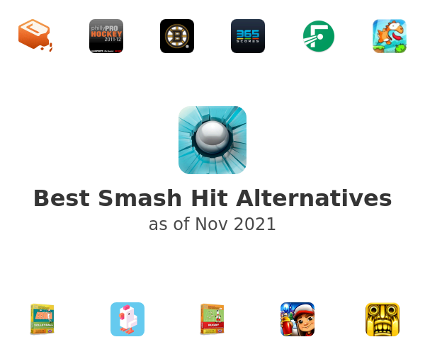 Best Smash Hit Alternatives