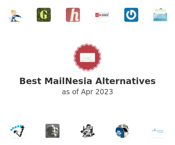 Best MailNesia Alternatives