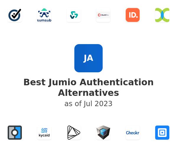 Best Jumio Authentication Alternatives