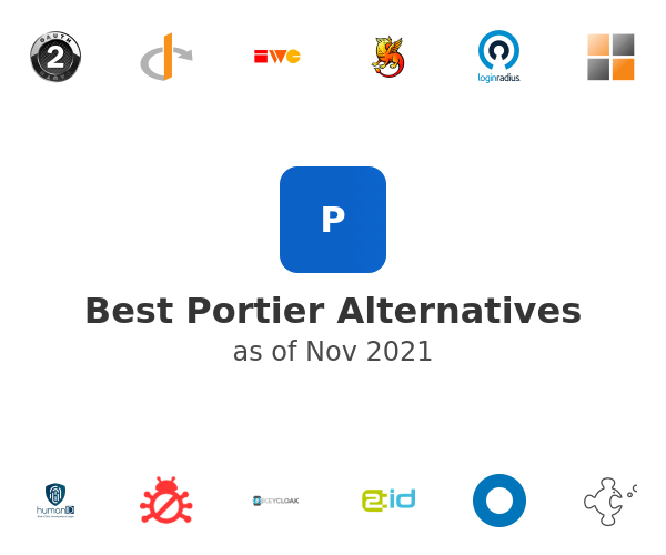 Best Portier Alternatives
