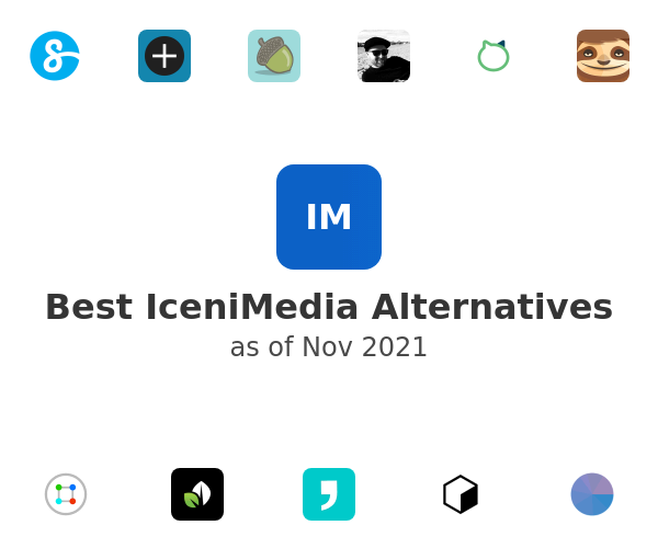 Best IceniMedia Alternatives