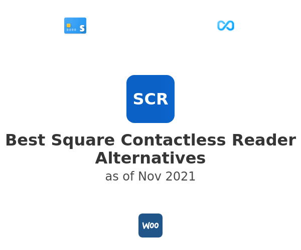 Best Square Contactless Reader Alternatives