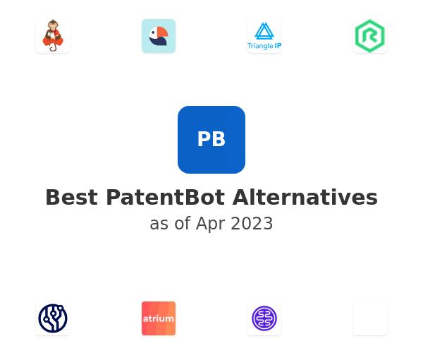 Best PatentBot Alternatives