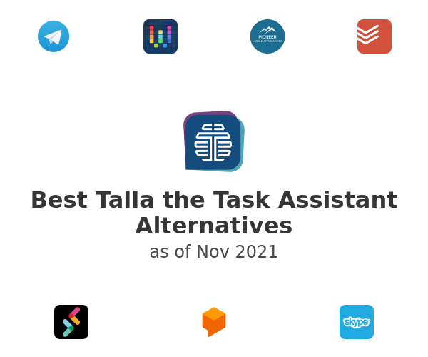 Best Talla the Task Assistant Alternatives