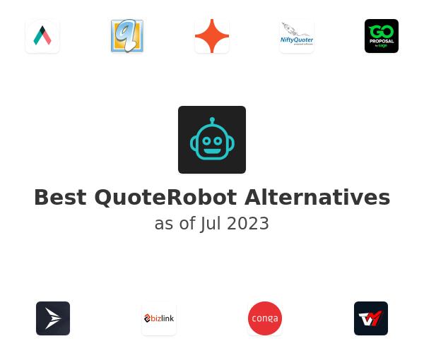 Best QuoteRobot Alternatives