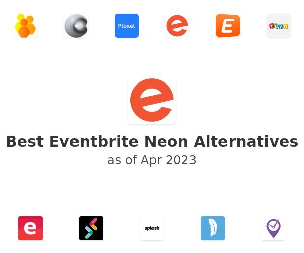 Best Eventbrite Neon Alternatives