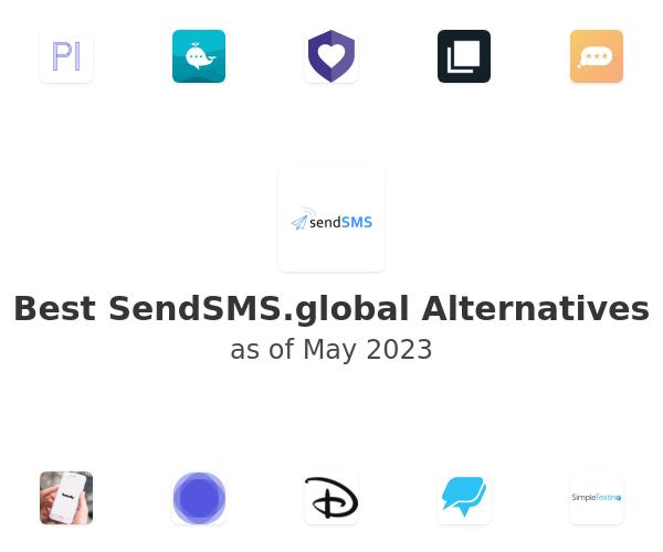 Best SendSMS.global Alternatives
