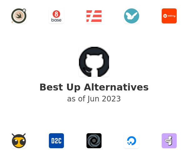 Best Up Alternatives