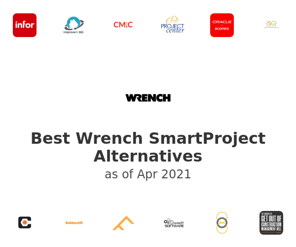 Best Wrench SmartProject Alternatives