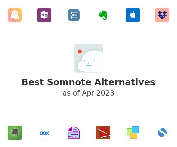 Best Somnote Alternatives