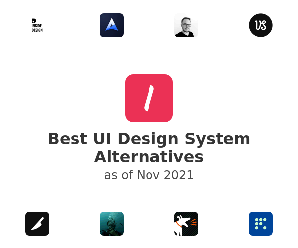 Best UI Design System Alternatives