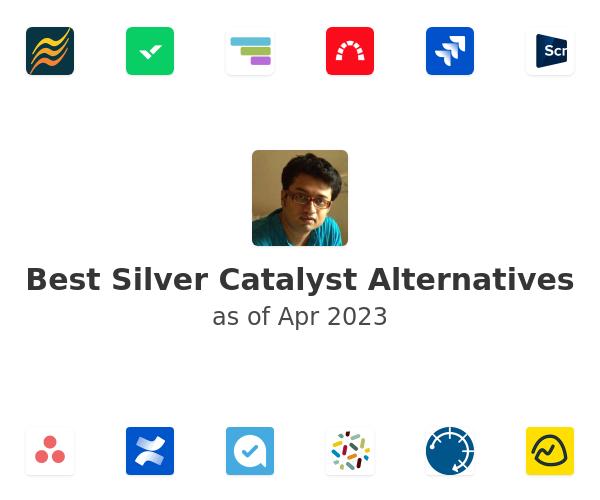 Best Silver Catalyst Alternatives