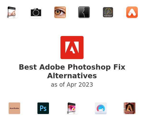 Best Adobe Photoshop Fix Alternatives