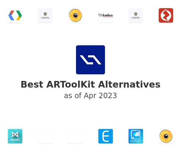 Best ARToolKit Alternatives