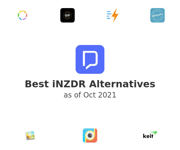 Best iNZDR Alternatives