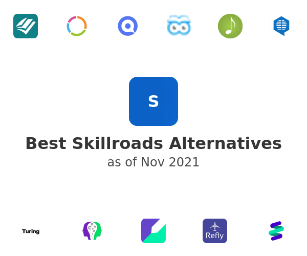 Best Skillroads Alternatives