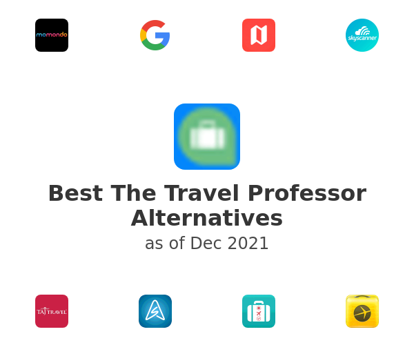 Best The Travel Professor Alternatives