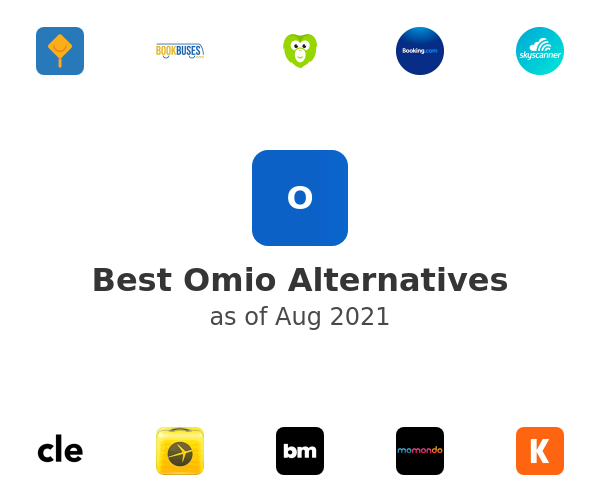 Best Omio Alternatives