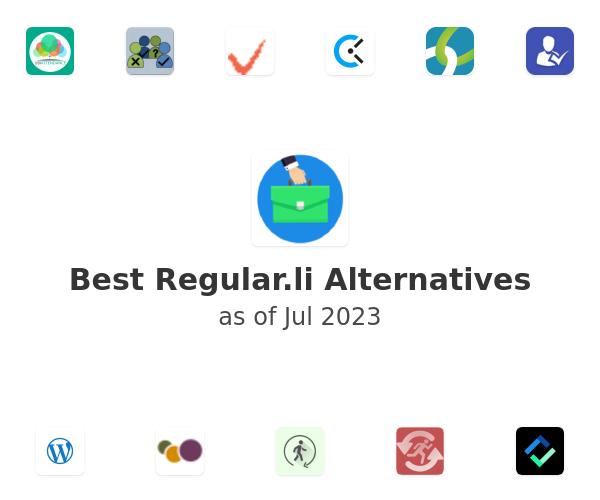 Best Regular.li Alternatives