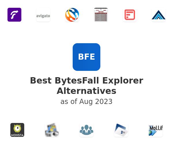 Best BytesFall Explorer Alternatives