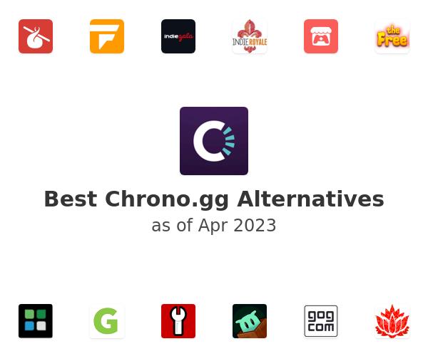 Best Chrono.gg Alternatives