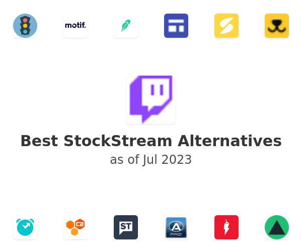 Best StockStream Alternatives