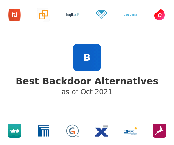 Best Backdoor Alternatives