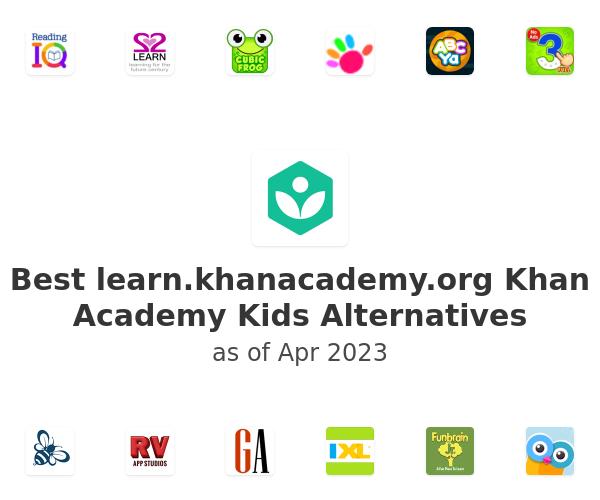 Best Khan Academy Kids Alternatives