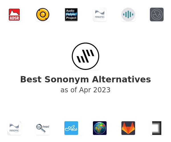 Best Sononym Alternatives