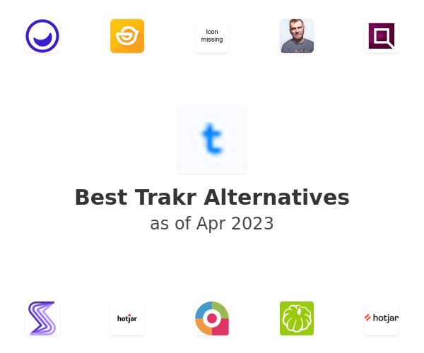 Best Trakr Alternatives