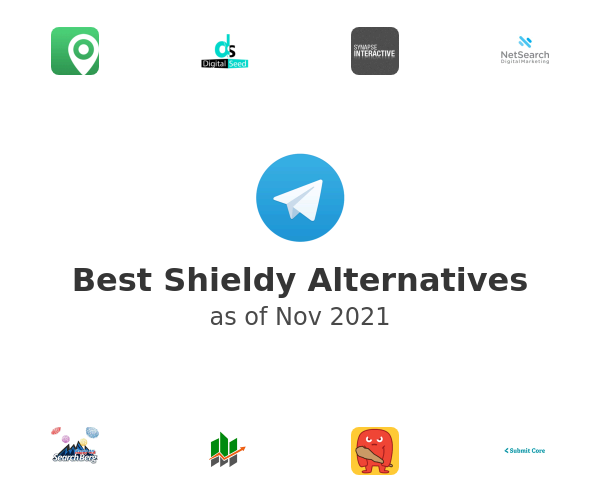 Best Shieldy Alternatives