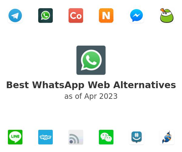 Best WhatsApp Web Alternatives