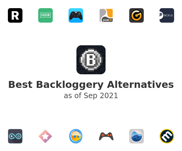 Best Backloggery Alternatives