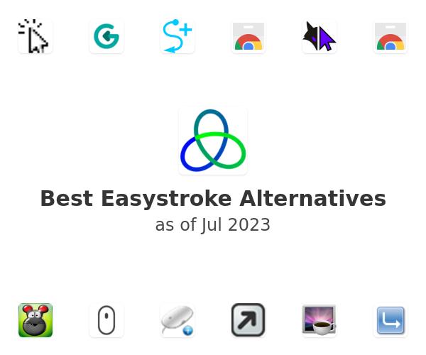 Best Easystroke Alternatives
