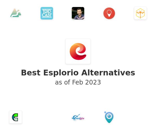 Best Esplorio Alternatives