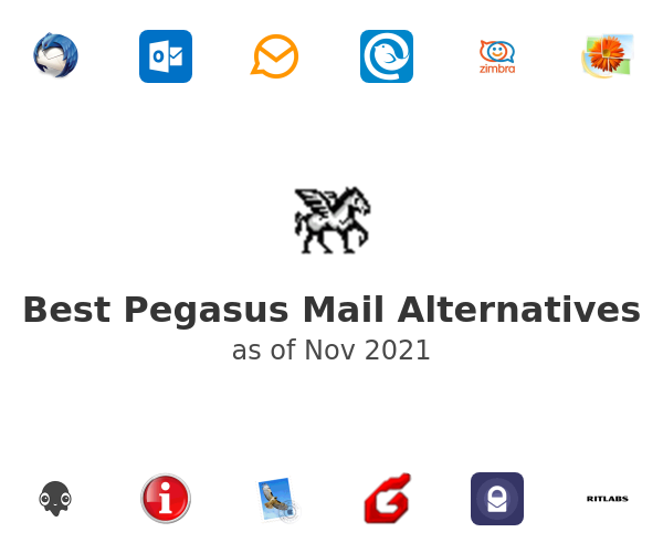 Best Pegasus Mail Alternatives