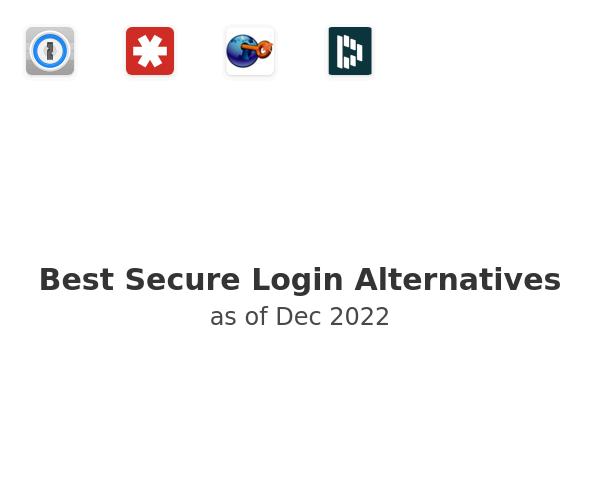 Best Secure Login Alternatives