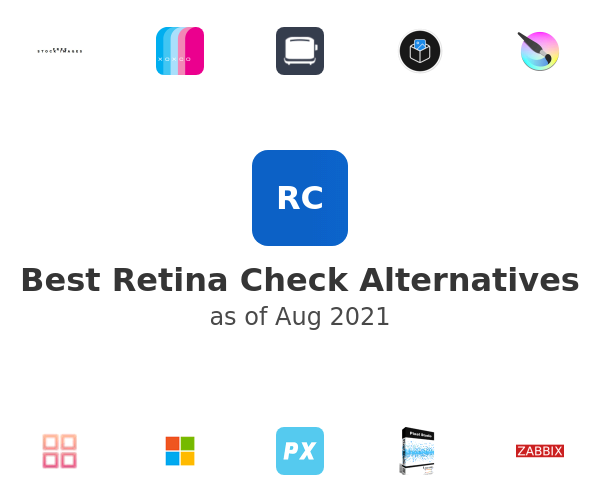Best Retina Check Alternatives