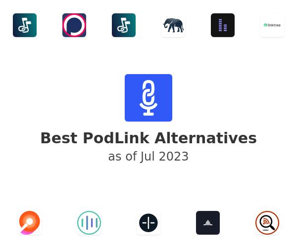 Best PodLink Alternatives
