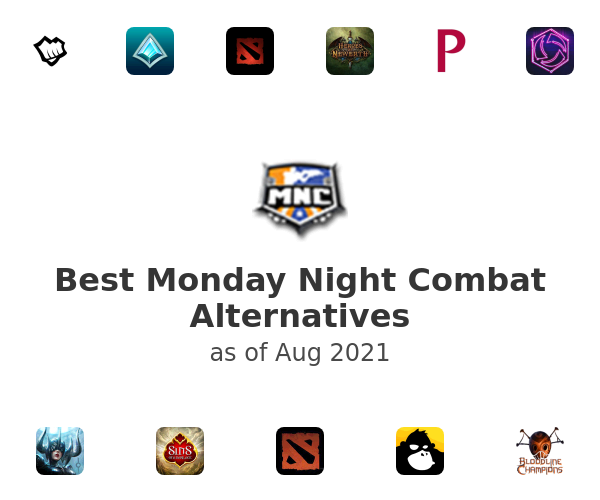 Best Monday Night Combat Alternatives