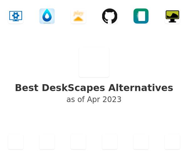 Best DeskScapes Alternatives