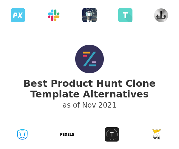 Best Product Hunt Clone Template Alternatives